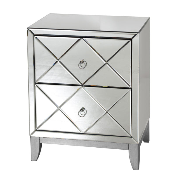 DYLAN BED SIDE TABLE - GDH | The decorators department Store