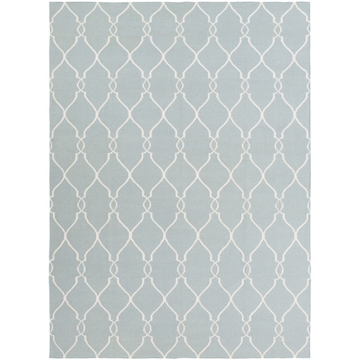 Fallon Reversible Rug | Bright Blue - GDH | The decorators department Store - 1