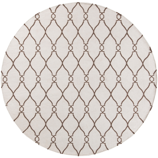 Fallon Reversible Rug | Beige/Dark Brown - GDH | The decorators department Store - 1