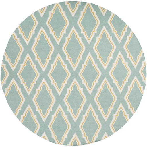 Fallon Reversible Rug | Aqua - GDH | The decorators department Store - 1
