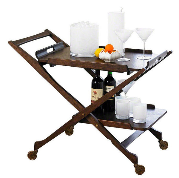 Global Views Hemingway Bar Cart