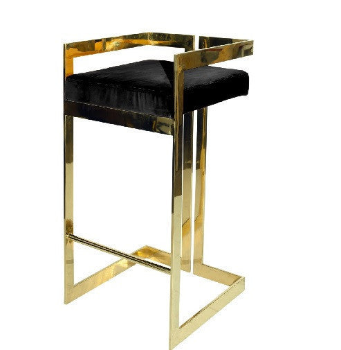 Hearst BL Bar Stool - GDH | The decorators department Store