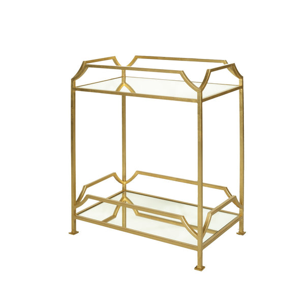 JOSHUA TABLE | GOLD - GDH | The decorators department Store