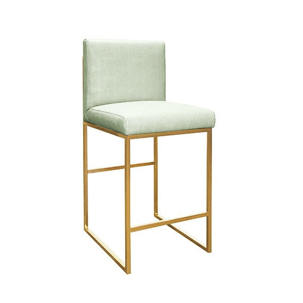 Kingston Counter Stool | Green