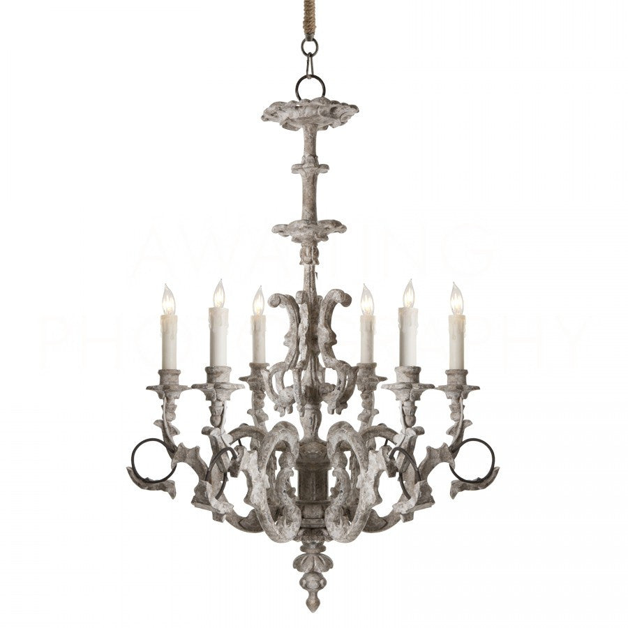 Chandelier gore dean home ebby high french chandelier arubaitofo Image collections