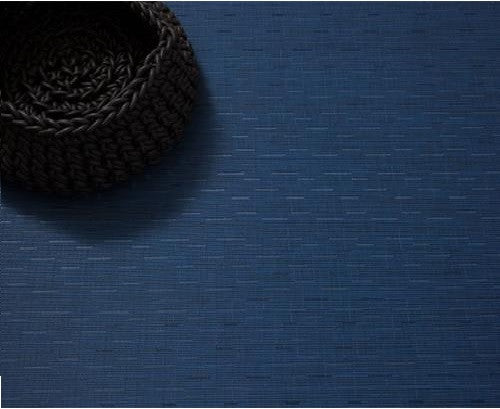 Lapis Bamboo Woven Floor Mat by Chilewich - GDH | The decorators department Store
