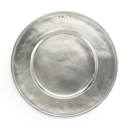 Match Pewter Luisa Charger