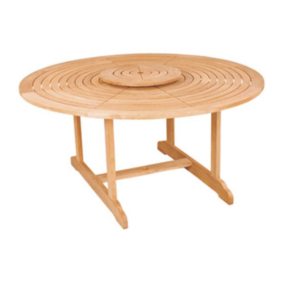 Royal Round Table With Lazy Susan