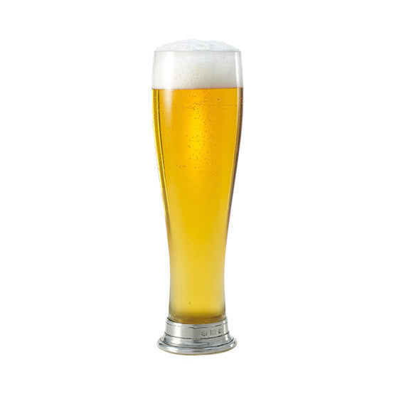 Match Pewter Pilsner Glass