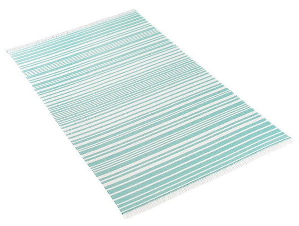 MONTAUK FOUTA TERRY BEACH TOWELS | Aqua
