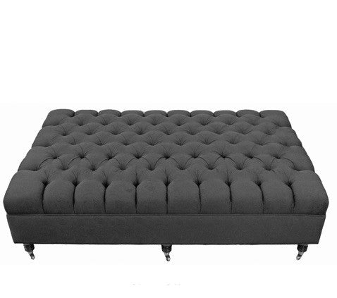Obao Deep Tufted Bench
