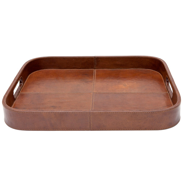 Bristol Leather Tray
