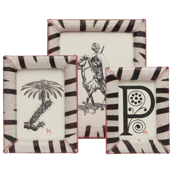 Austin Zebra Photo Frame