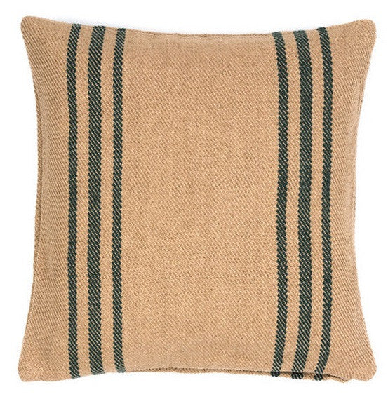 Lexington Pine/Camel Indoor/Outdoor Pillow