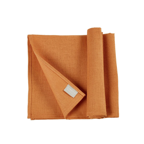 Polylin Napkins by Libeco | Clementine