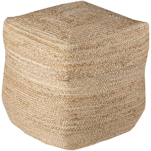 Jute Pouf - GDH | The decorators department Store