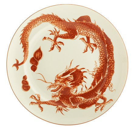 Mottahedeh Red Dragon Dinnerware Collection - GDH | The decorators department Store - 1