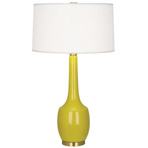 Delilah Table Lamp | Citron
