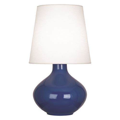 June Table Lamp | Marine Blue