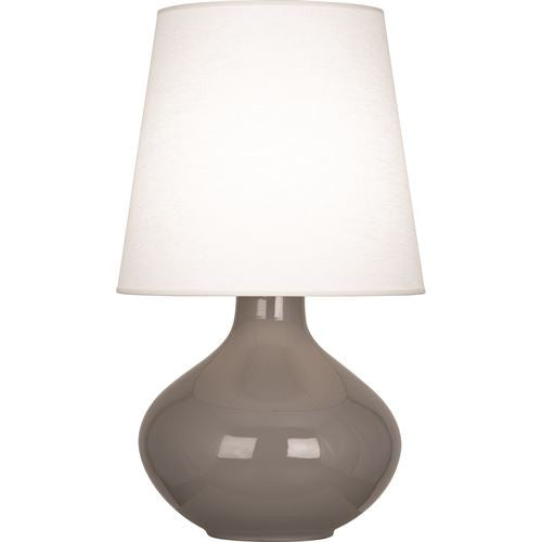 June Table Lamp | Smokey Taupe
