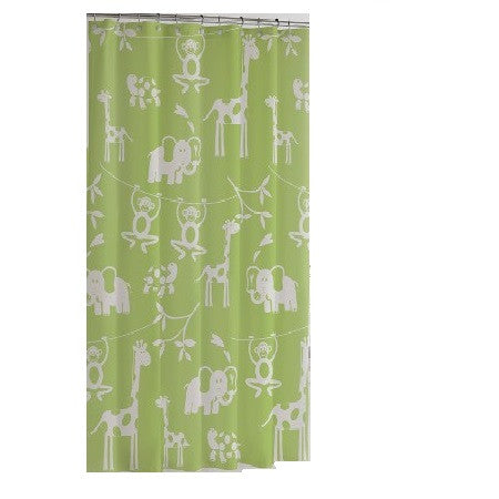 Jungle Bath Shower Curtain