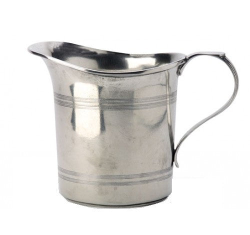 Match Pewter Straight Pitcher