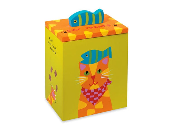 Cat Treat Box - GDH | The decorators department Store