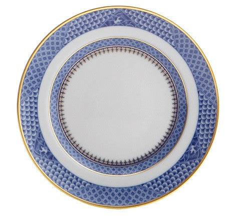 Mottahedeh Indigo Wave Dinnerware Collection - GDH | The decorators department Store - 1