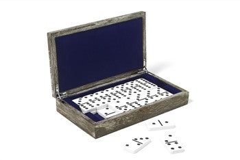 Vintage Dominoes Set - GDH | The decorators department Store