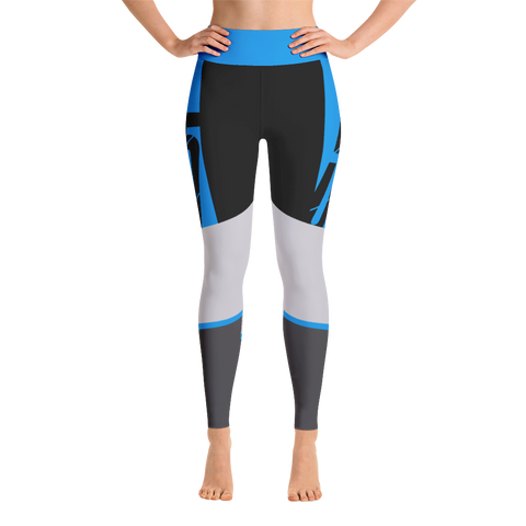Swift 5 Blue Leggings