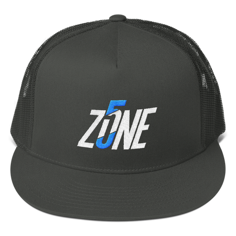 Keep Truckin' Zone 5 Trucker Hat