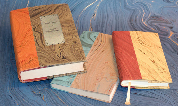 Marble Book Covers