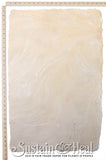 Cream and Gold Marble Sheet #142