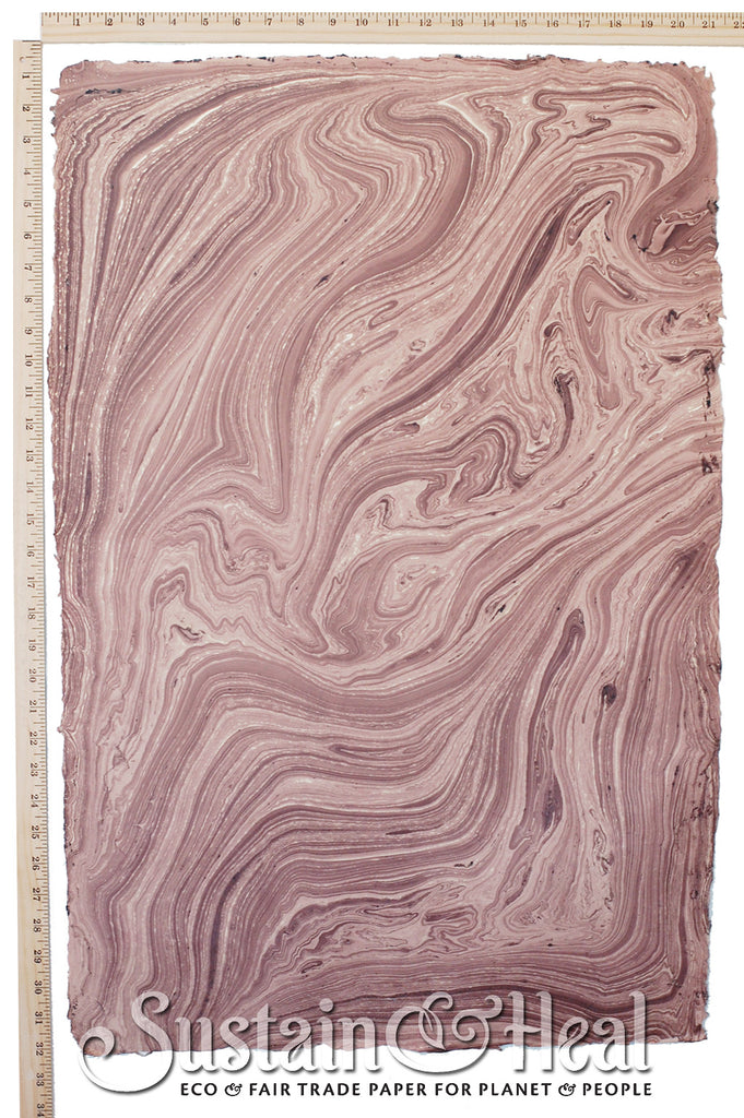 Dusty Pink Marble Sheet #147