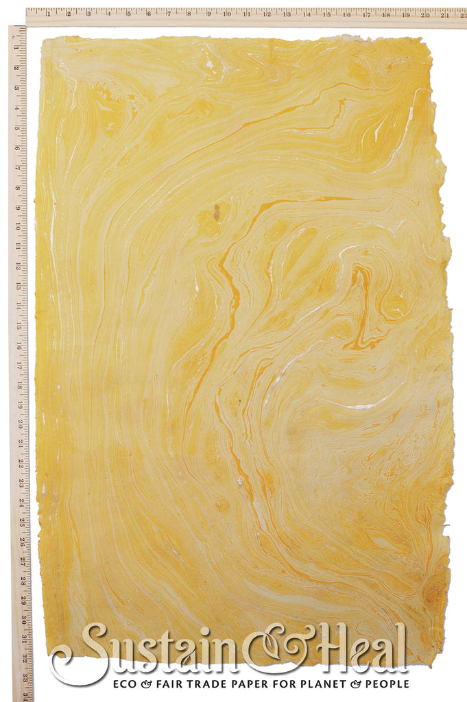 Yellow Marble Sheet #149