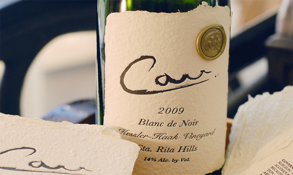 Carr Champagne Labels