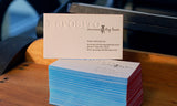 Esposito Inkless Impression Business Card