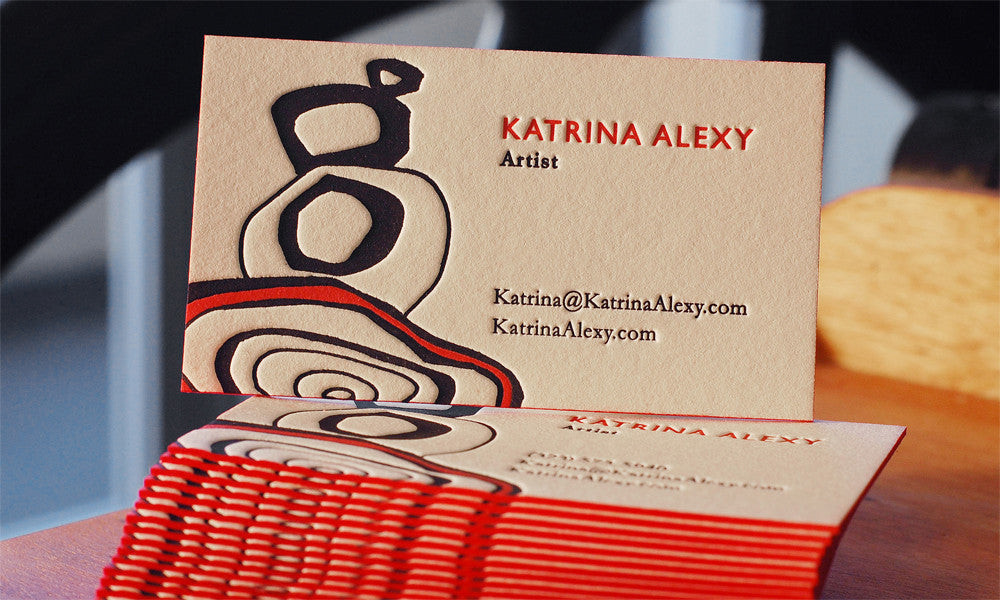 Katrina Alexy Business Card