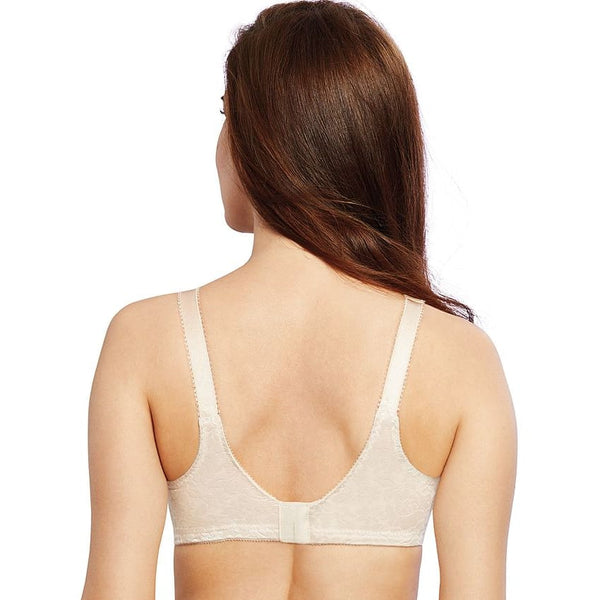 90c59b3be ... Bali Double Support Lace Wirefree Bra 3372 White Private Jet Taupe  Light Pink 36B 36D 40DD