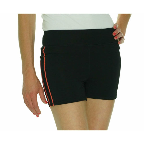 HUE Sport Shorts U13828 Black Large - Active Wear