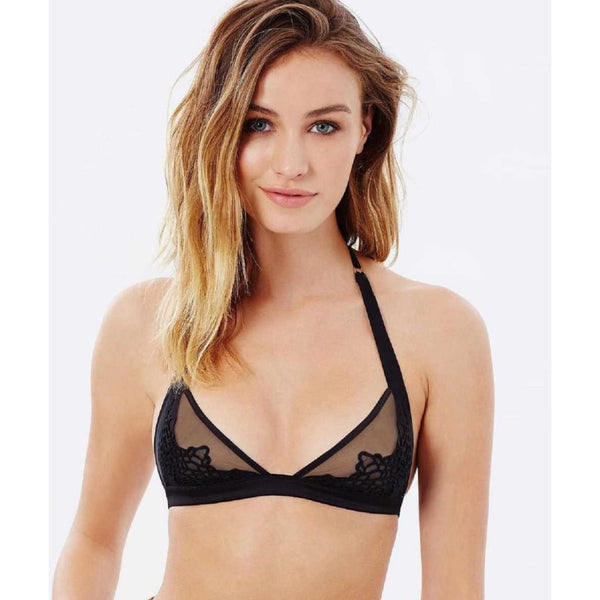Keepsake Aisha Bralette Bra KX1702109B Black Small - Red Tag Central