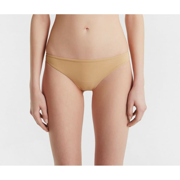 La Perla Simplicity Bi-Stretch Lycra Thong LPD0023117 Beige XS L - Red Tag Central