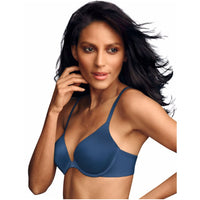 Maidenform Custom Lift Tailored Demi T-Shirt Bra 9729 Regal Navy 32B - Red Tag Central