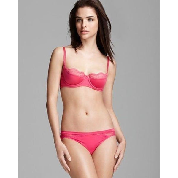 b.tempt'd by Wacoal Double Drama Balconette Bra 953109 30/32/34/36 B C DD - Red Tag Central