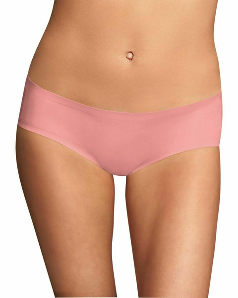 Maidenform Women's Comfort Devotion Hipster Panty 40851 Rose Tea S/5