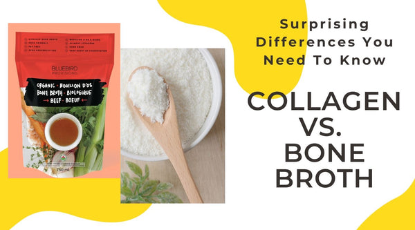 collagen vs bone broth surprising differences you need to know