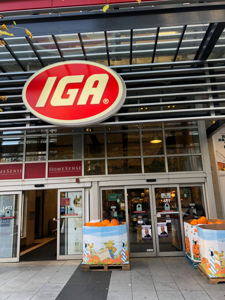Bluebird Provisions Bone Broth Now Available at IGA