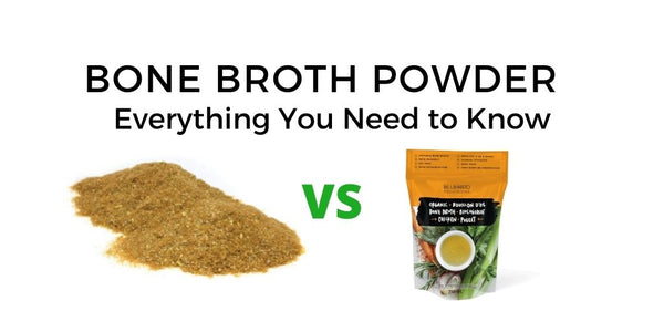 bone broth powder: Everything you need to know