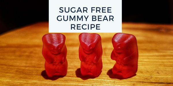 sugar free gummy bear recipe with bone broth