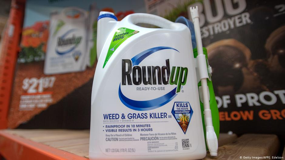 roundup and glyphosate found in impossible burger